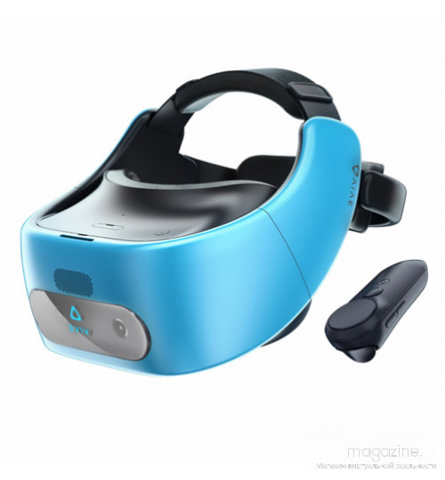 HTC VIVE Focus Electric Blue (Голубой)